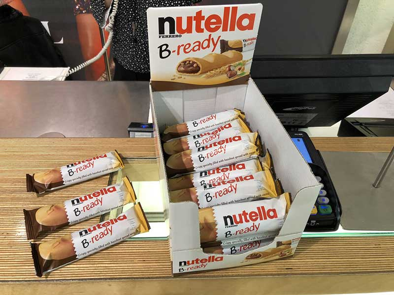 nutella-product-sampling-campaign-fmcg