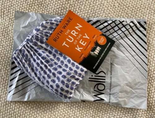Penguin Random House 'The Turn of the Key'– Chapter Sample Distribution– Targets Stay-at-Home Audiences