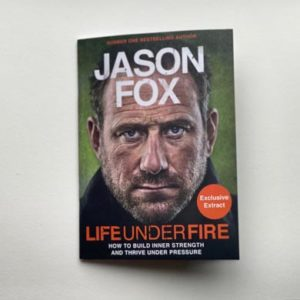 Jason Fox Life Under Fire
