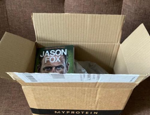 Jason Fox 'Life Under Fire' – Chapter Sampling Campaign
