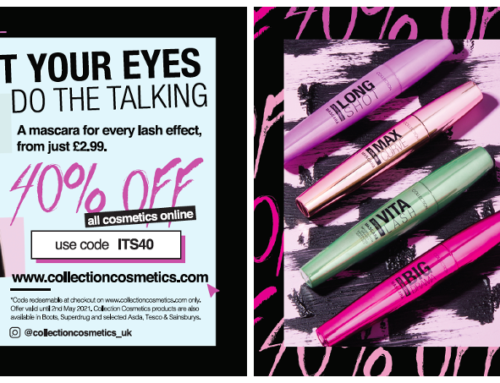 Collection Cosmetics – The Eyes Have it!