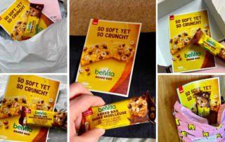 Belvita Bars sampling campaign